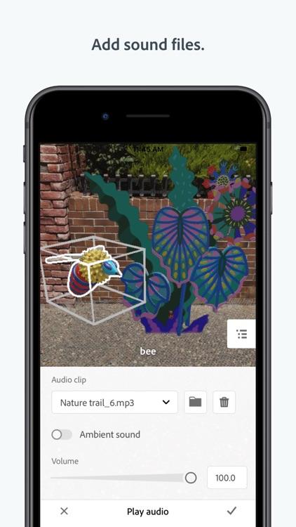 Adobe Aero screenshot-4