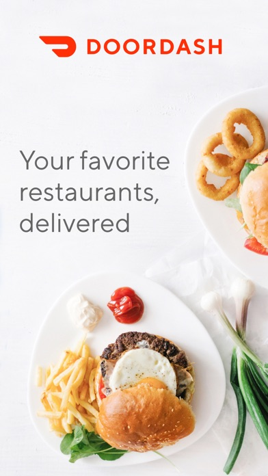 Screenshot for DoorDash - Order Food Delivery in Poland App Store