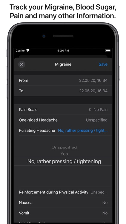 Dockti - Med. Symptom Check screenshot-8