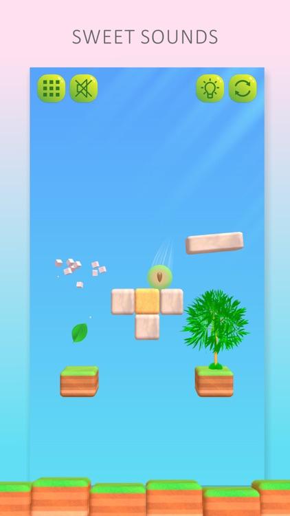 Life Leaf - physics puzzle box screenshot-4