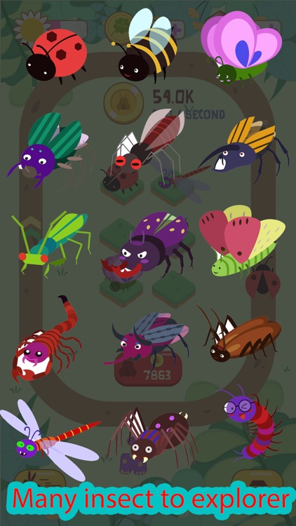 Merge Insects