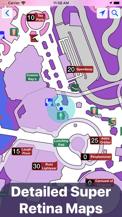 Magic Guide for Disney World