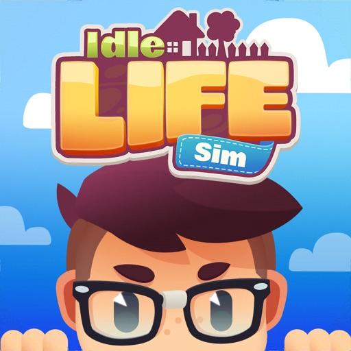 Idle Life Sim - シミュレーションゲーム