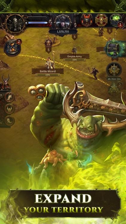 Warhammer: Chaos & Conquest screenshot-3