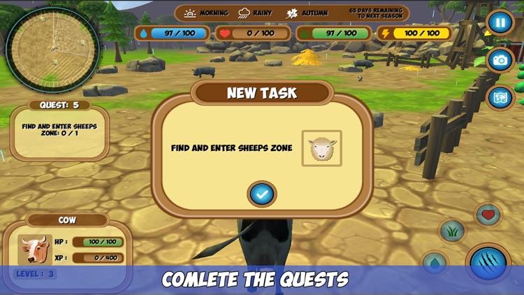 Cow Simulator screenshot-4