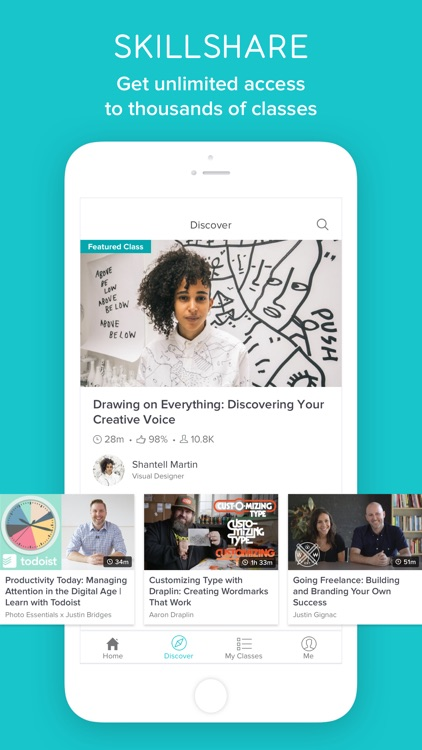 Skillshare - Online Learning