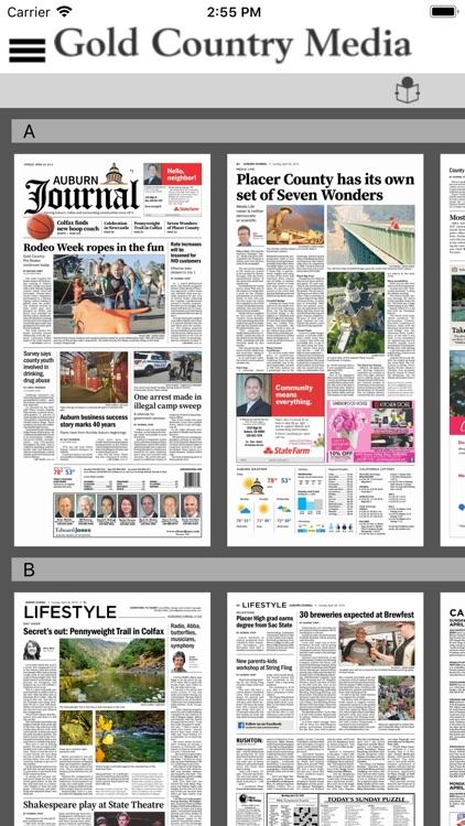 Gold Country Media News screenshot-5