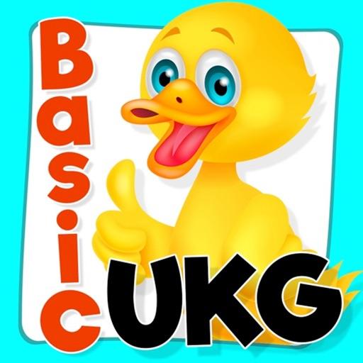 UKG English Grammar Learning