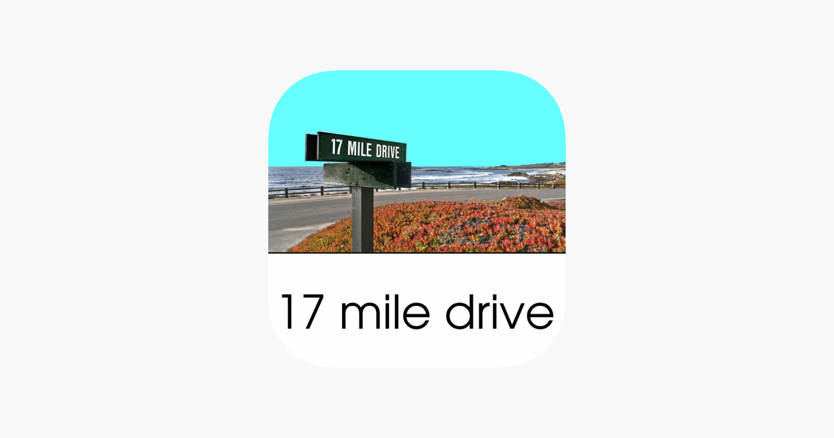 17 Mile Drive Tour Guide on the App Store