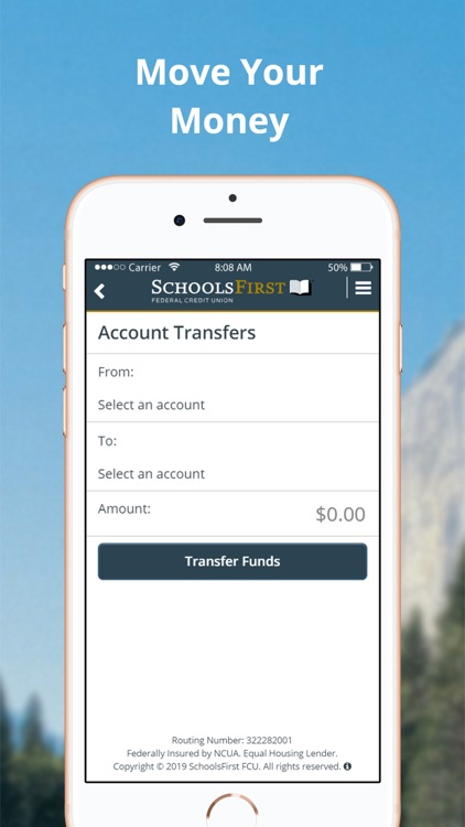 SchoolsFirst FCU Mobile screenshot-3