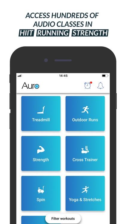 Auro: Gym Personal Trainer App screenshot-3