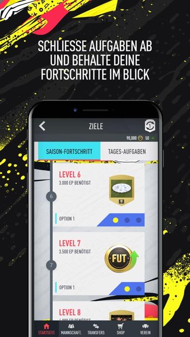 Herunterladen EA SPORTS™ FIFA 20 Companion für Pc