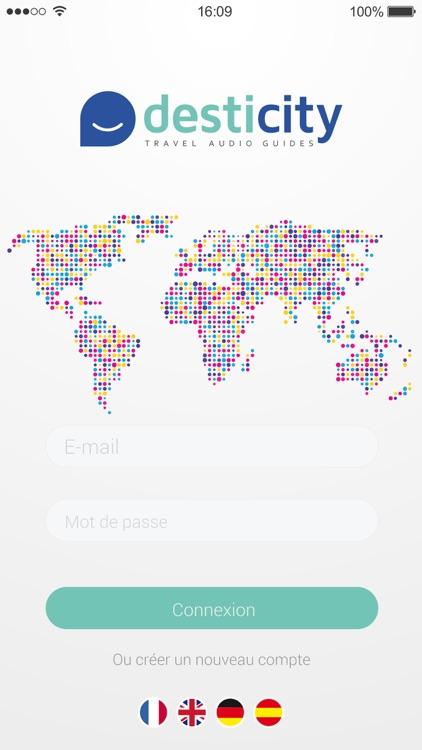 Desticity Travel Audio Guides