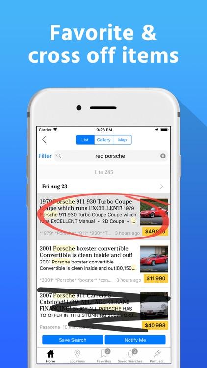 Daily for Craigslist App screenshot-3