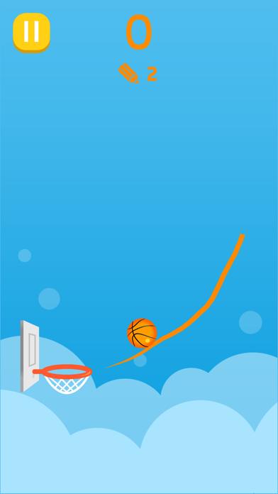 Draw Basketball-Basket screenshot two