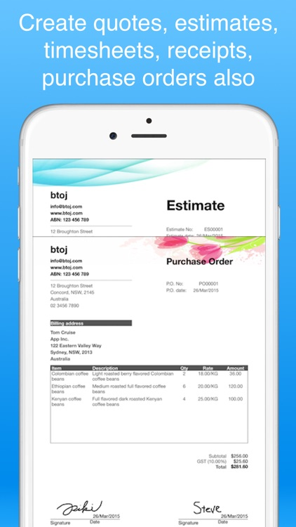 Invoice Maker Pro - Invoices screenshot-5