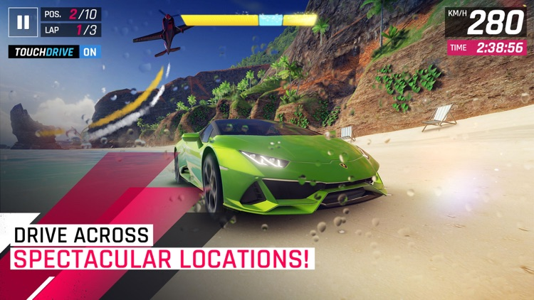 Asphalt 9: Legends screenshot-5