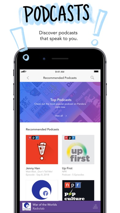 download Pandora Music apps 6
