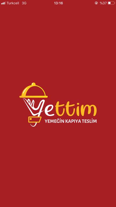 Yettim – Yemek Siparişi screenshot one