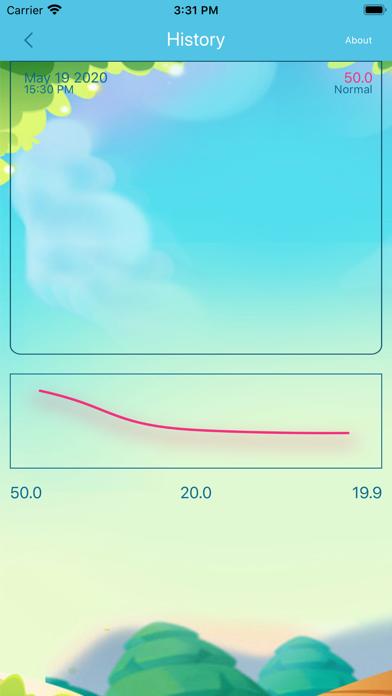 Weight BMI calculator screenshot 3
