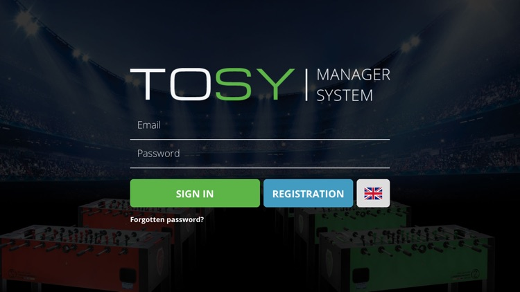 TOSY Manager