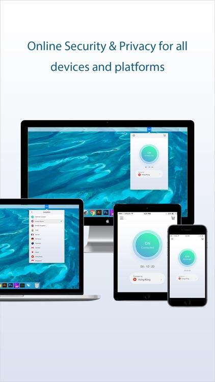 Best VPN: Super VPN Proxy screenshot-3