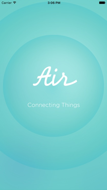 AIR - CONNECTING THINGS screenshot-0