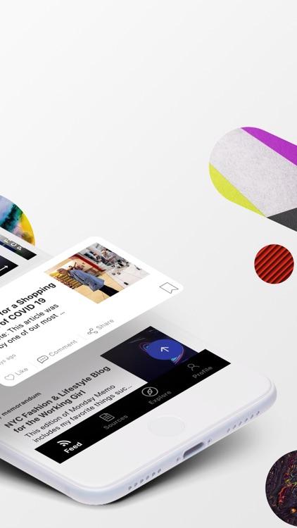 Pipfeed: Personal reading app screenshot-5