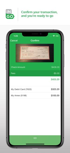 Ingo Money – Cash Checks Fast on the App Store