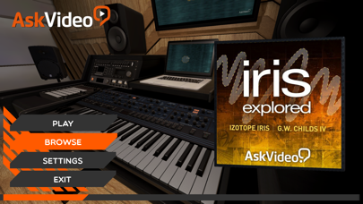 Explore Course for Iris 1
