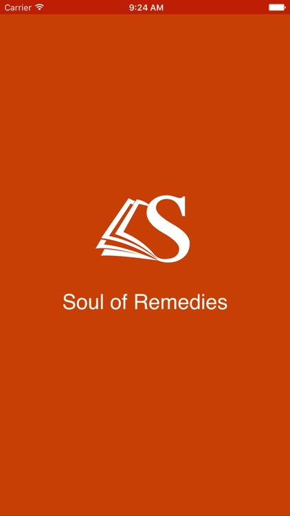 Soul of Remedies - Homeopathy screenshot-0