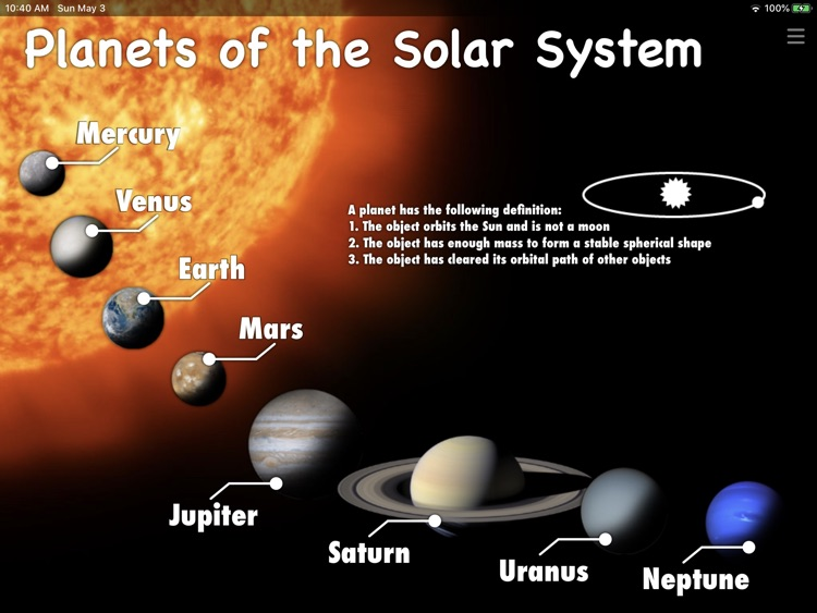Solar System (Lite) screenshot-5