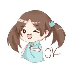 萌萌哒蓝菲
