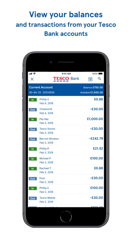 Tesco Bank