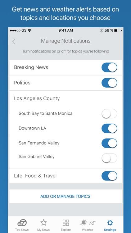ABC7 Los Angeles screenshot-4