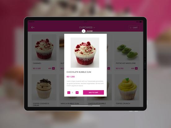 Haute Cupcakes Bahrain screenshot 3