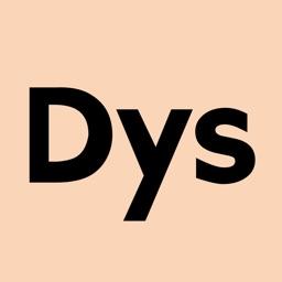 Dyslexic writing fonts