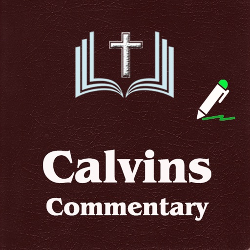 Calvin's Commentary Bible