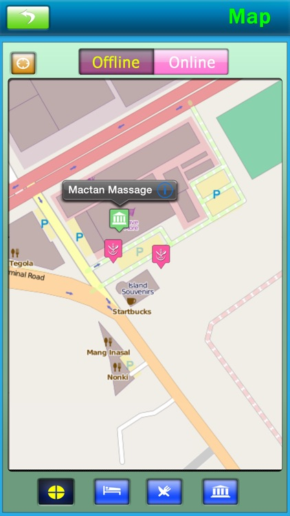 Mactan Island Offline Guide screenshot-1