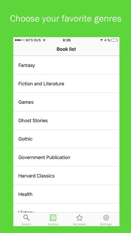 Librolife PRO. Books, novels screenshot-2