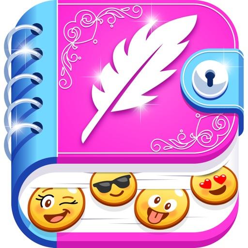 Talia: Secret Diary Notes iOS App