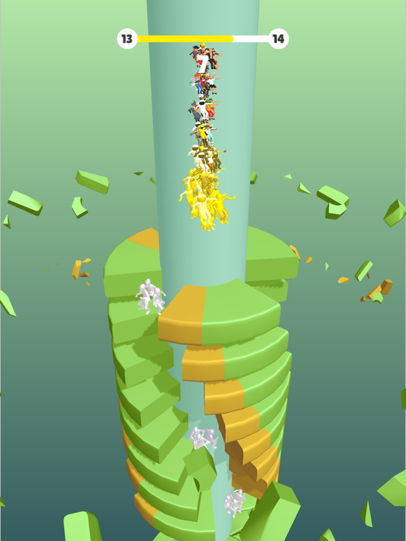 Helix Jump 2 screenshot 8