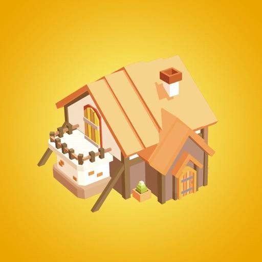 Pocket Build app logo