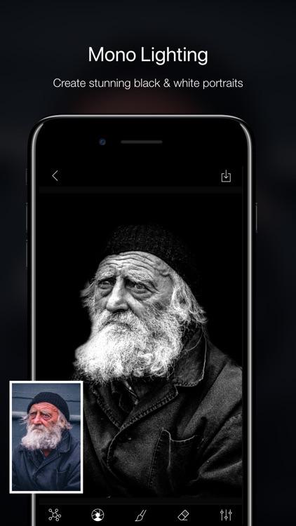 Phocus: Portrait mode editor screenshot-3