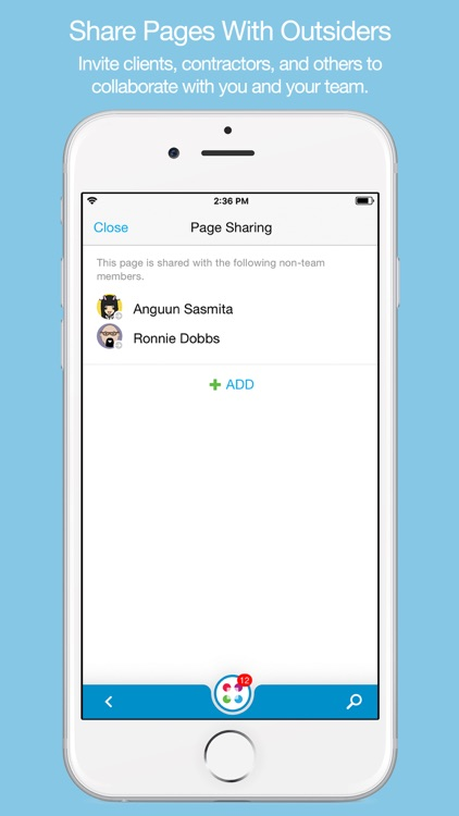 Samepage: Team Collaboration screenshot-8