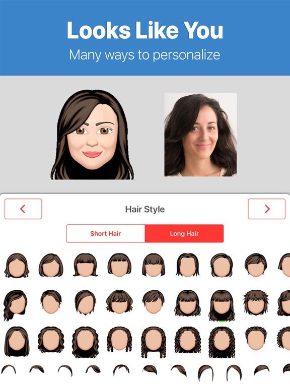 Screenshot #6 pour Emoji Me Face Maker For Moji