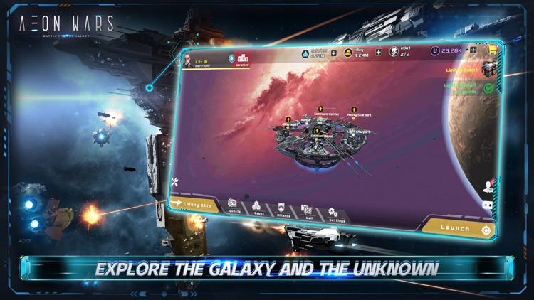 Aeon Wars: Galactic Conquest screenshot-3