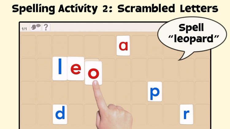 Word Wizard for Kids School Ed screenshot-4