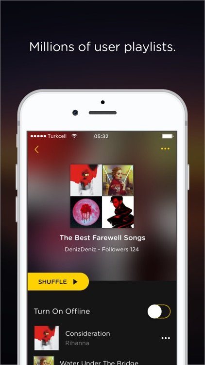 fizy – Music & Video screenshot-3