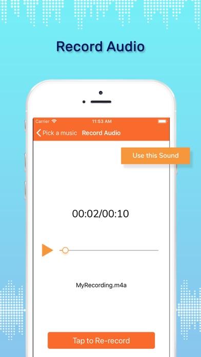 Add Audio to Video Editor screenshot 3